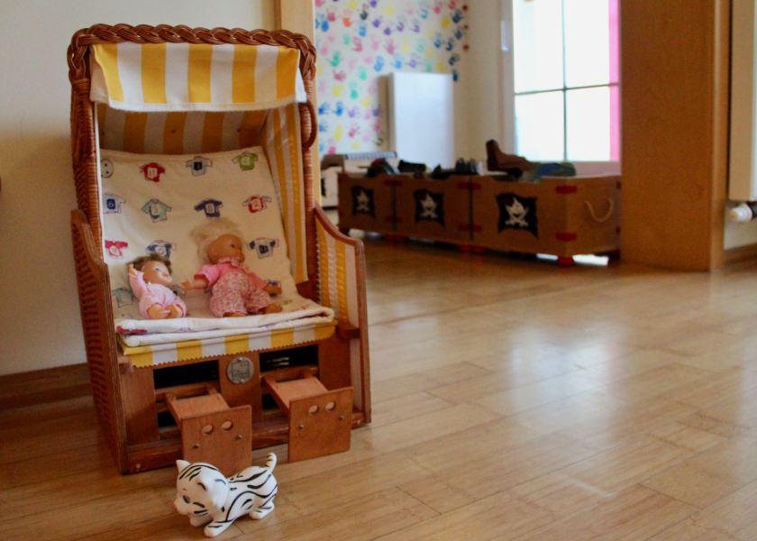 Travel Charme Strandhotel Bansin: Viel Platz im Kinderclub