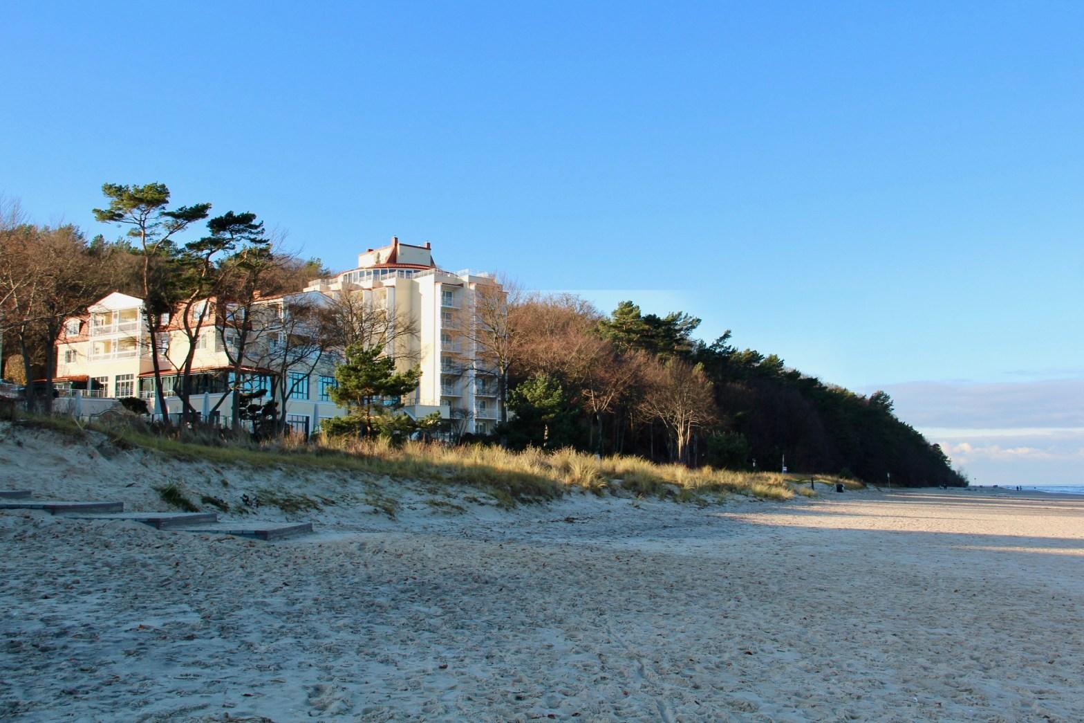 Travel Charme Strandhotel Bansin: Das Familienhotel auf Usedom