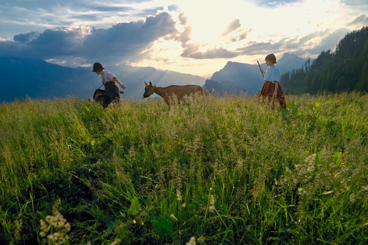 Schweiz mit Kindern: Ideen für den Familienurlaub in Graubünden, Maienfeld, Foto: Graubünden Ferien, Gaudenz Danuser