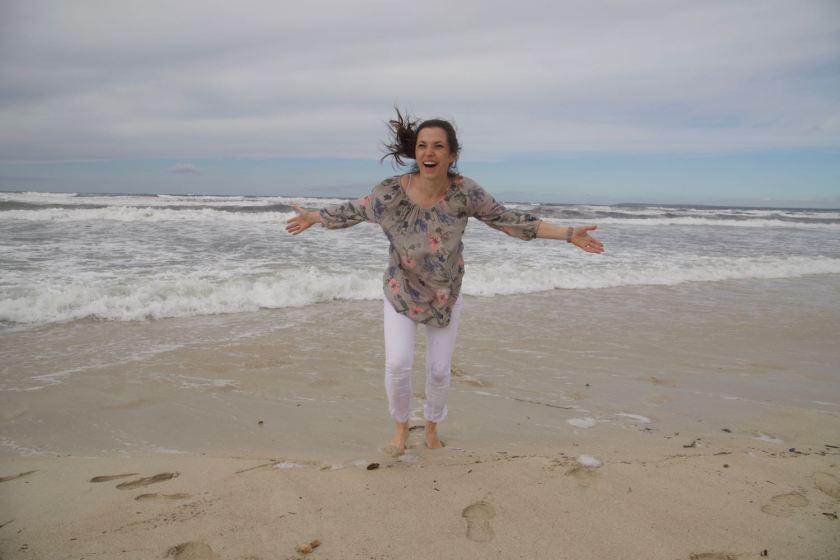 "Am Strand ""Playa Es Trenc"" auf Mallorca"