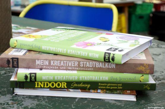 Bücher Gartenfräulein