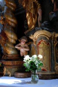 Barocker Engel