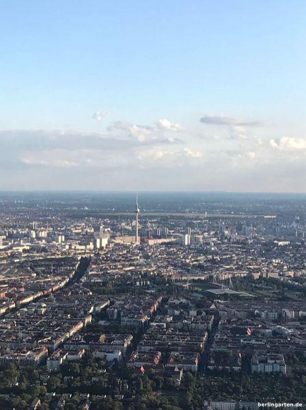 Berlin Luftaufnahme