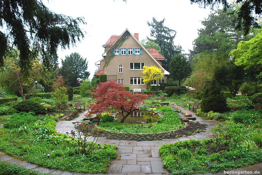 Viel Neu Im Foerster Garten In Potsdam – Berlingarten