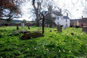 Der Friedhof von Over Stowey