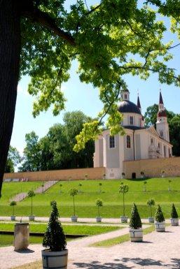 Evangelische Kirche Heilig Kreuz