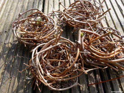 Fertige Nester
