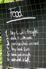 Food Regeln