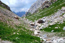 Großartige Karnische Alpen