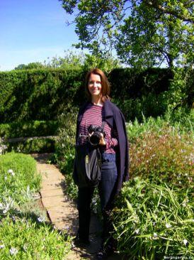 Im Weißen Garten