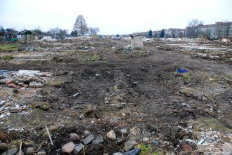 Kleingärten Oeynhausen ohne 150 Gärten