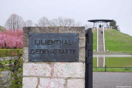 Lilienthal-Gedenkstätte am Fliegeberg