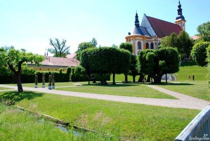 Lindengarten Neuzelle