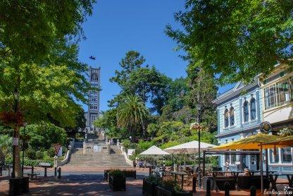 Das Städtchen Nelson im Norden der Südinsel versprüht englischen Charme, hat aber seit jeher viele deutsche Einwanderer