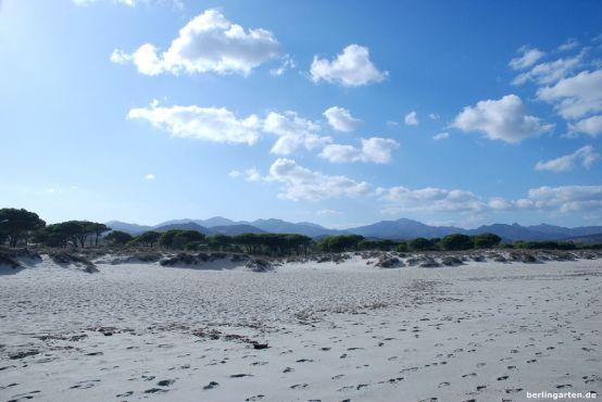 Strand von Lu Impostu