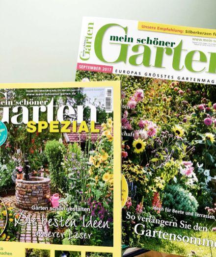 Die beiden aktuellen Magazine September 2017