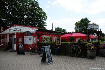 Vereinsheim am Festplatz