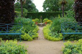 Vorbild für Gartenplaner bis heute - Mrs Winthrop's Garden
