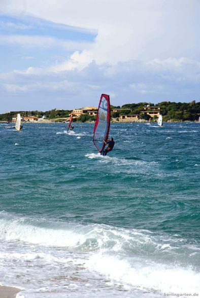 Windsurfparadies Porto Pollo