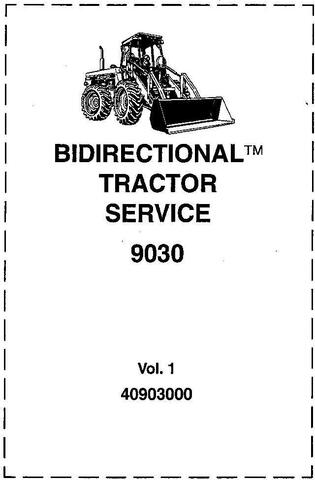 Ford New Holland, , Versatile 9030, 9030E Bi-Directional