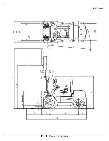 Nissan B1F5F35U-40U-45U-50U, D1F5F35U-40U-45U-50U