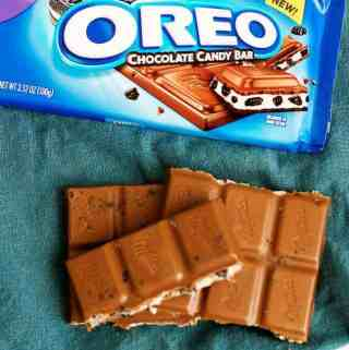 Snacking Anytime with MILKA OREO Chocolate Candy
