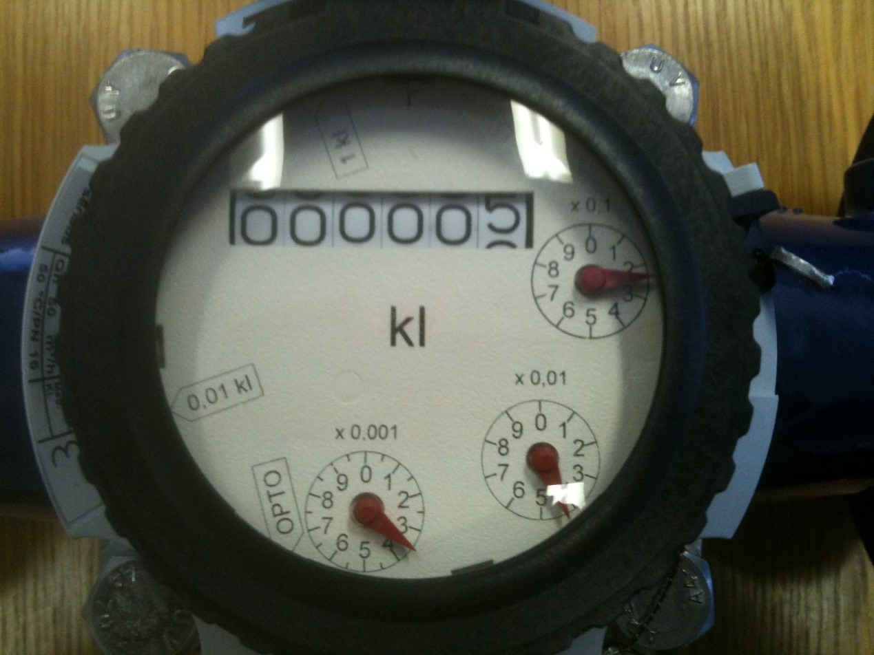 How To Read A Water Meter