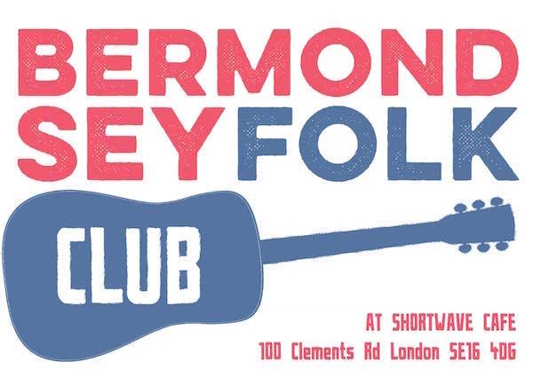 Bermondsey Folk Club Poster