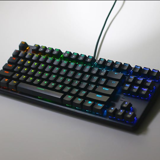 Tecware Phantom TKL RGB Mechanical Keyboard  Bermor Techzone