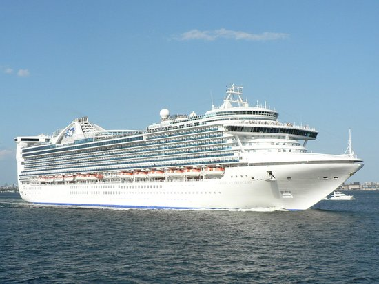 Caribbean Princess Cruise