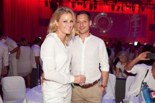 Fabienne Kropf und Mark Streit Traumhochzeit kleines