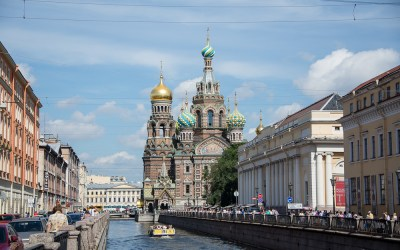 48 hours in St Petersburg, Russia