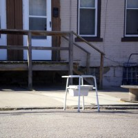 A Truly Unique Parking...Chair, 2009