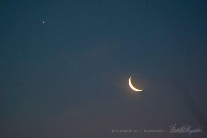Daybreak Moon