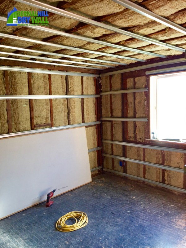 Sound Proofing - BERNAL HILL DRYWALL - SAN FRANCISCO - DRYWALL CONTRACTOR-DRYWALL SPECIALIST
