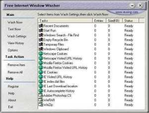 EUSİNG FREE INTERNET WİNDOW WASHER 3.6.1