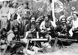 20.Yüzyıl Kürt Ayaklanmaları