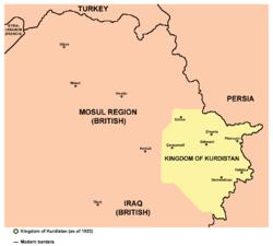 Kürdistan Krallığı