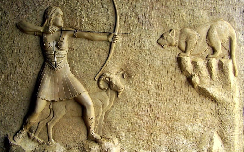 Tarihin Ünlü Kadın Savaşçıları - Amazonlar