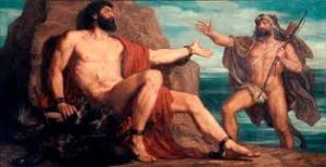 Prometheus: Zulme boyun eğmeyen kahraman