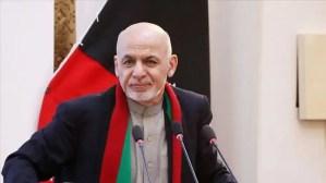 Serokkomarê Efganîstanê Welatê Xwe Terk Kir