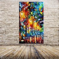 15 Best Ideas of Colourful Abstract Wall Art