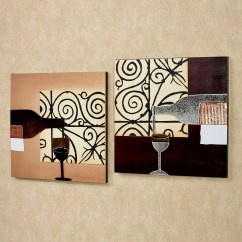Kitchen Wall Art Ideas Cabinet Distributors 2019 Popular Italian For The