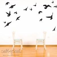 15 Best Flock Of Birds Metal Wall Art