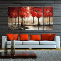 15 Best Collection of Canvas Wall Art 3 Piece Sets