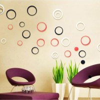 15 Ideas of 3D Circle Wall Art