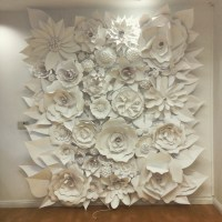 15 Collection of 3D Wall Art With Paper
