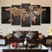 15 Ideas of Abstract Wall Art Living Room