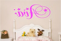 15 Best Collection of Baby Name Wall Art