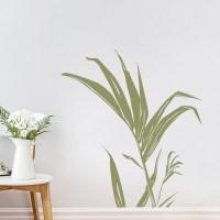 2018 Latest Palm Leaf Wall Decor